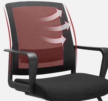 Clatina MC-1011P Desk Chair
