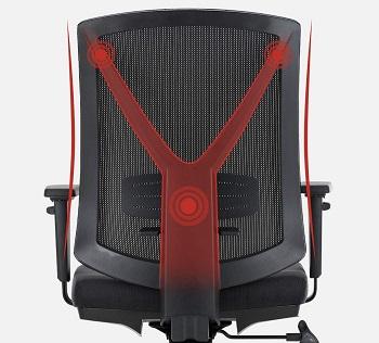 Clatina Swivel Desk Chair