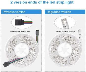 DAYBETTER Led Strip Lights 32.8ft 5050