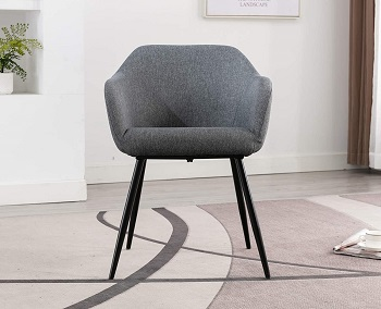 DUOMAY Fabric Desk Chair
