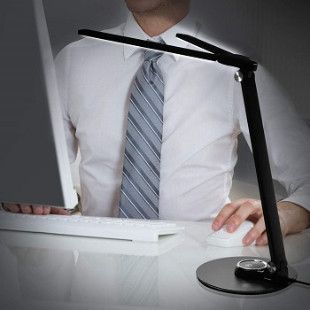 Desk Lamps, Double Head LED Lamps,