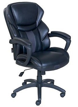Dormeo Leather Office Chair