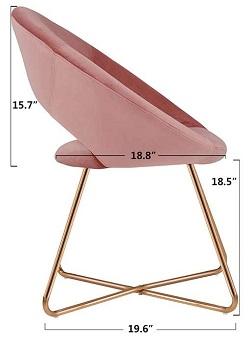 Duhome Modern Ergonomic Chair
