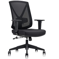 BEST FOR STUDY MESH DESK CHAIR WITH ARMS Summary