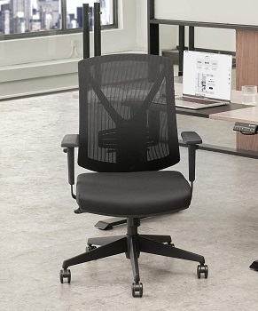 BEST FOR STUDY MESH DESK CHAIR WITH ARMS