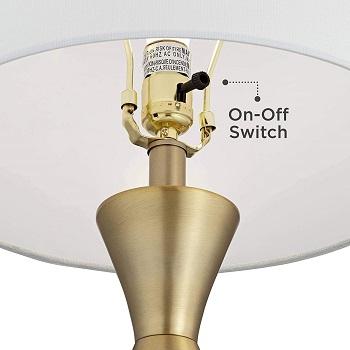 Elka Mid-century Desk Lamp