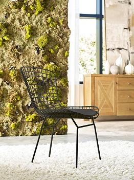 Elle Decor CHRHLYB Chair