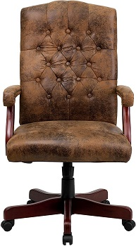 Flash Furniture 802-BRN-G Chair