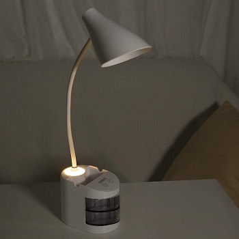 Gerintech Rechargeable Desk Lamp with