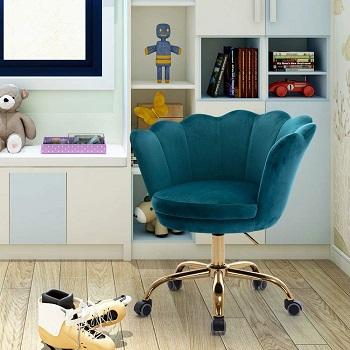 Goujxcy Modern Desk Chair