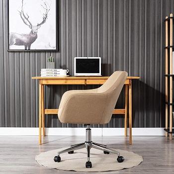HOMEFUN Modern Office Chair