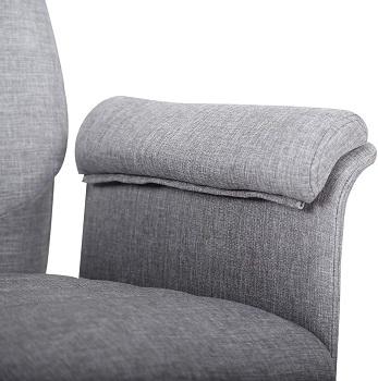 HomCom High-Back Chair
