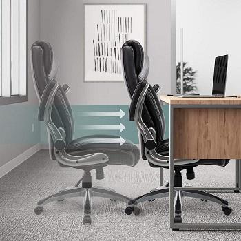 ICOMOCH High-Back Chair