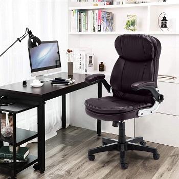 KERMS High-Back Chair