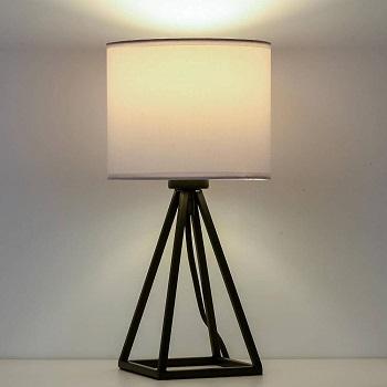 KRASTY Modern Farmhouse Table Lamp