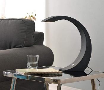 Kenroy Home 32037BL Slide Desk Lamp