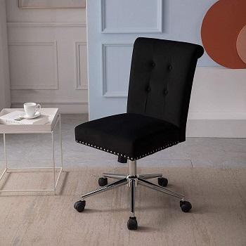 Kerdom Armless Task Chair