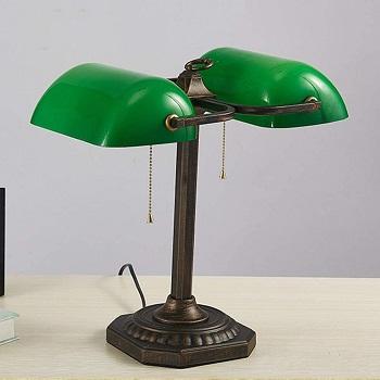 LED Bedside Reading Lamp Retro