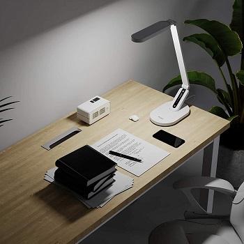 LED Desk Lamp,JKSWT Eye-Caring Table