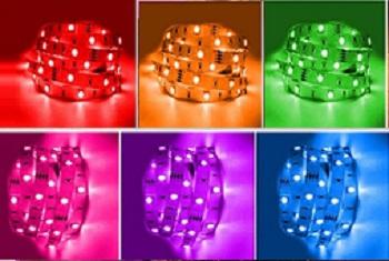LED Strip Lights,16.4ft Led Light Strip