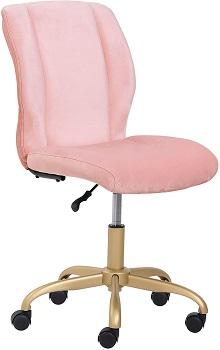 MST Velvet Desk Chair