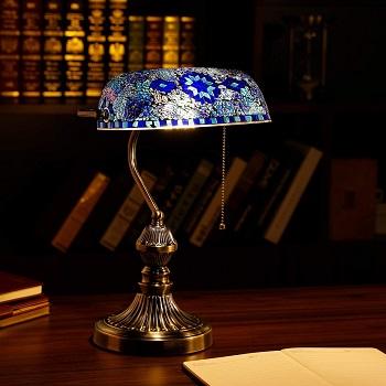 Marrakech Mosaic Lamp Traditional Antique