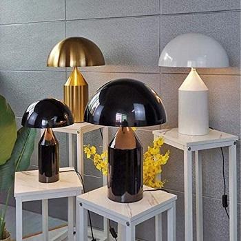 Mushroom Table Lamp, Modern