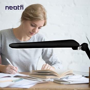 Neatfi Elite HD XL Task Lamp with Clamp