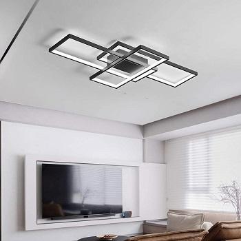 OKES Modern Ceiling Light, 78W