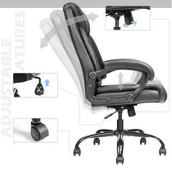 Outfine Computer Task Chair