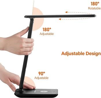 Poukaran Desk Lamp, LED