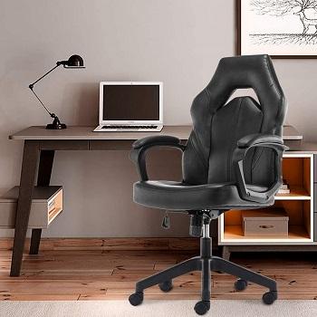 SmugOffice 71BK Desk Chair