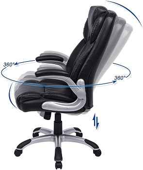 Songmics UOBG94BK Desk Chair