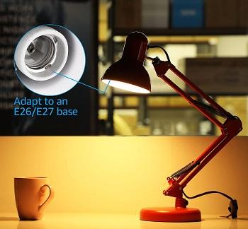 TORCHSTAR Metal Swing Arm Desk Lamps,