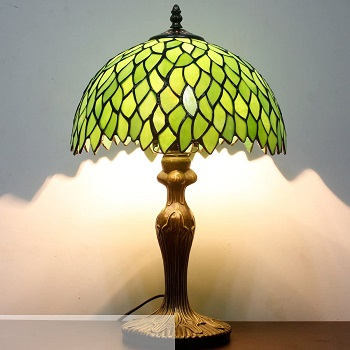 Table Lamp Tiffany Style Bedside Lamp