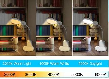 golspark LED Desk Lamp,Golspark Touch