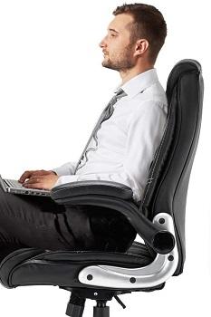 B2C2B Computer Leather Chair
