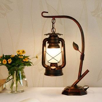 BEST AMBIENT LANTERN DESK LAMP
