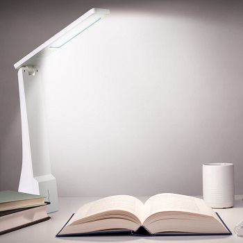 BEST BATTERY OPERATED NON HALOGEN DESK LAMP