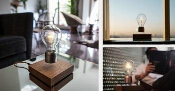 BEST BEDSIDE LEVITATING DESK LAMP