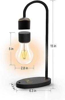 BEST BLACK LEVITATING DESK LAMP