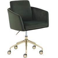 BEST CHEAP MODERN DESK CHAIR WITH ARMS Summary
