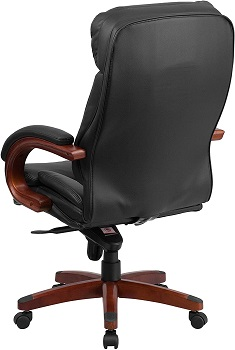 BEST ERGONOMIC MODERN DESK CHAIR WITH ARMS