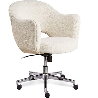 BEST FOR STUDY MODERN DESK CHAIR WITH ARMS Summary