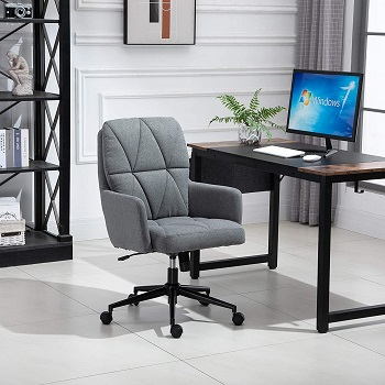 BEST FOR STUDY MODERN OFFICE GUEST CHAIR