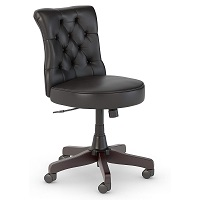 BEST FOR STUDY TUFTED LEATHER DESK CHAIR Summary