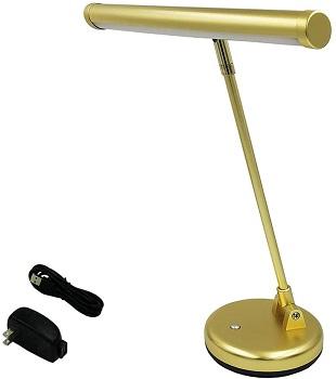 BEST GOLD PIANO DESK LAMP