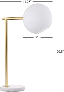 BEST LED MARBLE DESK LAMP