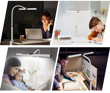 BEST LED OVERHEAD DESK LAMP
