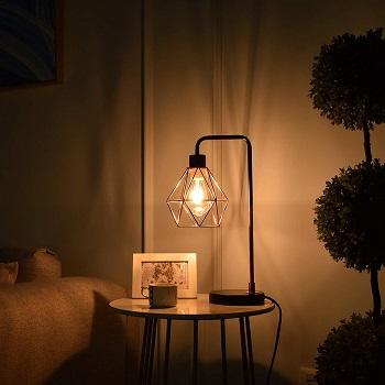 BEST LED ROSE GOLD DESK LAMP